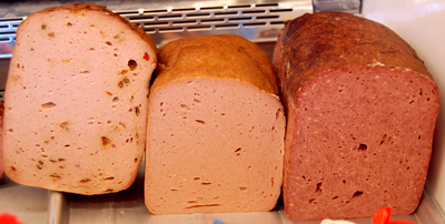 Claus' German Sausage and Meats: Sausage and Luncheon Meats